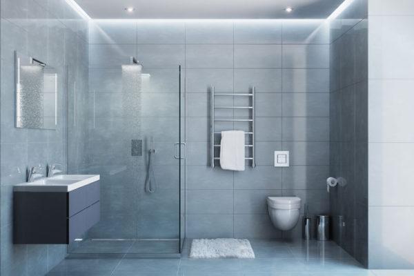 Dusche Buchholz